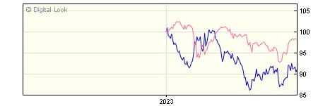6 Month Insight UK Index Linked Bond Gross P Acc NAV
