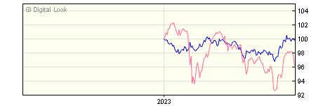 6 Month BNY Mellon Insight Inflation Lkd Corp Bd W Net Instl Acc NAV